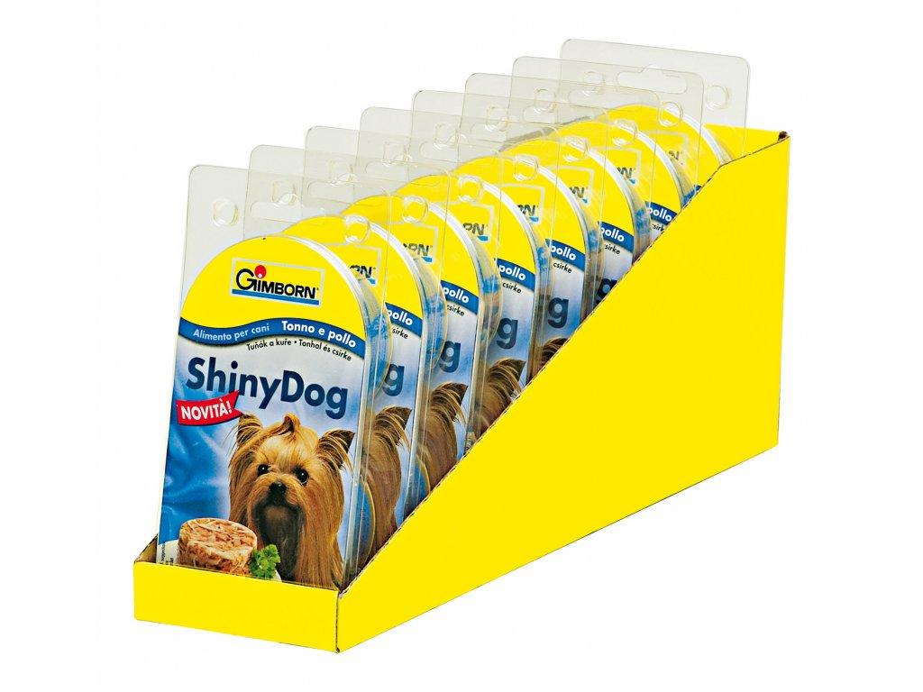 Konz.SHINY DOG kure+tunak 2x85g