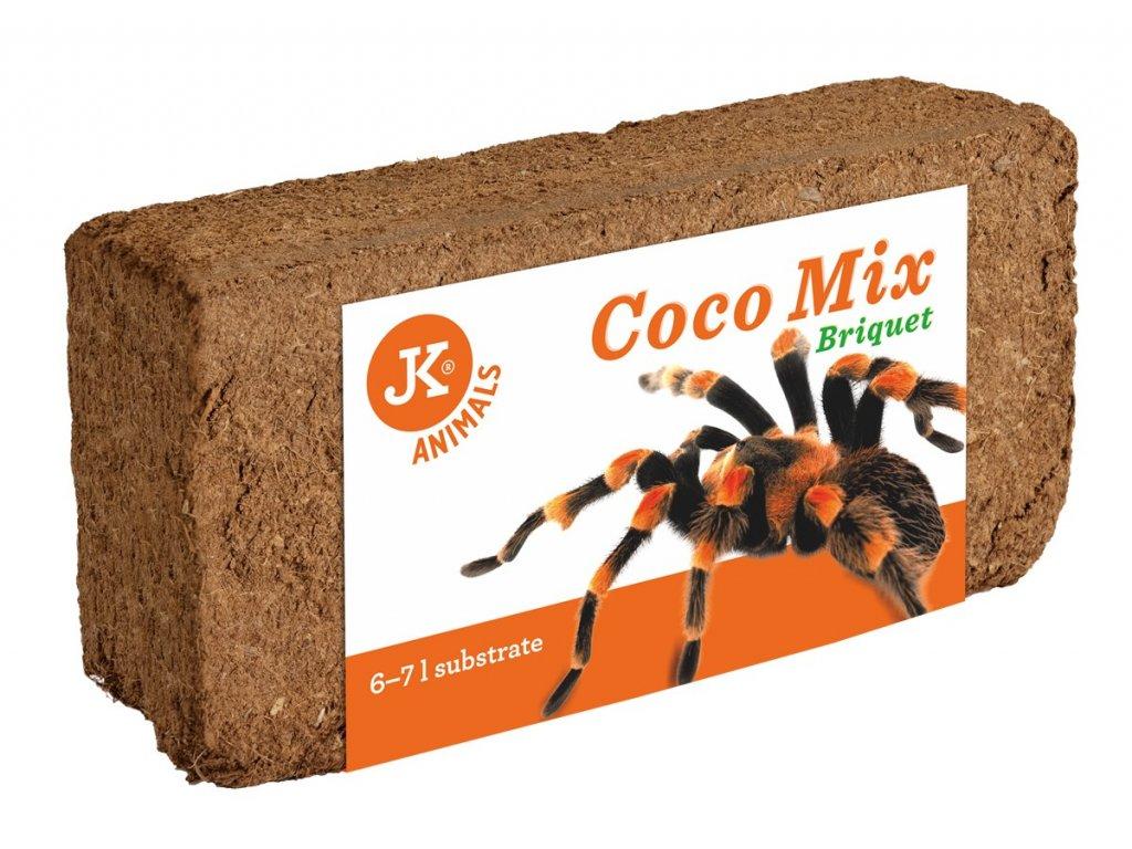 17300 jk animals lignocel coco mix 650 g 1