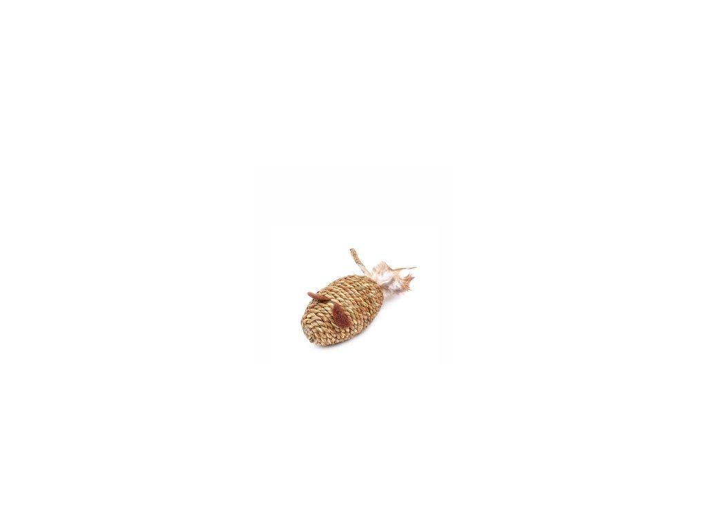 58771 jk animals hracka sisalova mys velka 17 cm 0