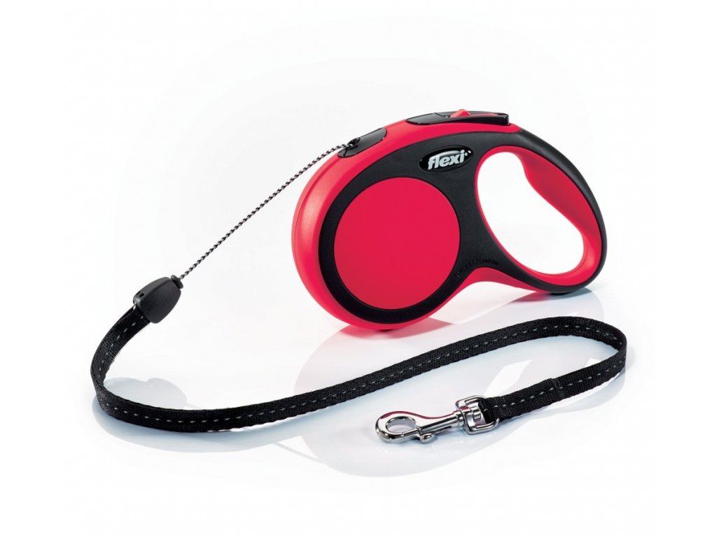 47853 5 flexi comfort cord lanko s 8 m 12 kg cervena 1