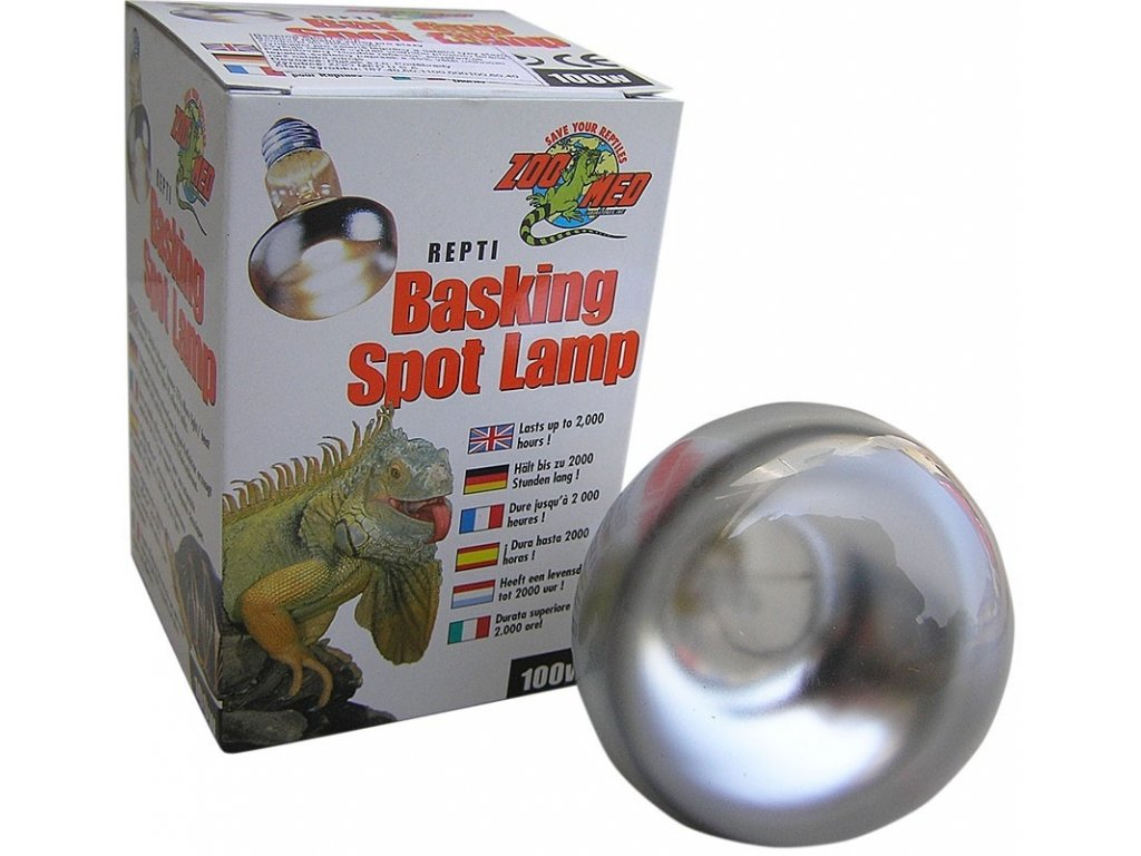 ZMD Repti vyhrev.lampa Basking Spot Lamp 100W