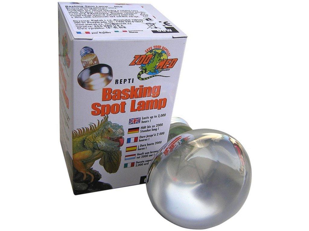 ZMD Repti vyhrev.lampa Basking Spot Lamp 60W