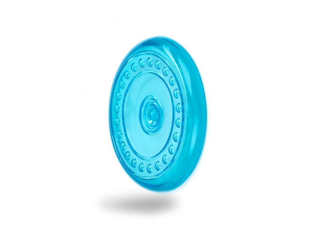 45961 1 jk animals tpr letajici talir modra 23 cm 1