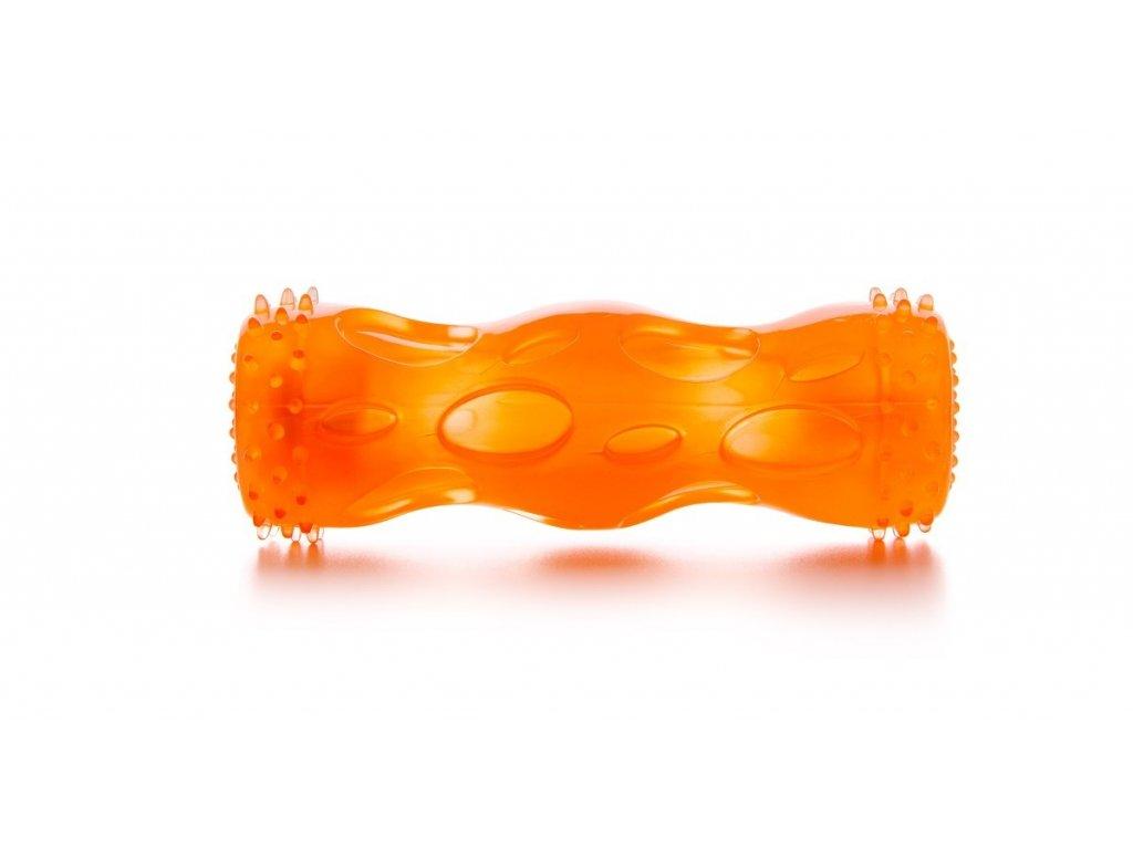 45963 2 jk animals tpr blikaci valec oranzovy 12 cm 1