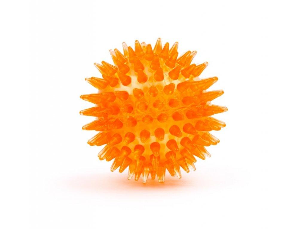 45958 2 jk animals tpr mic s bodlinami oranzova 6 cm 1
