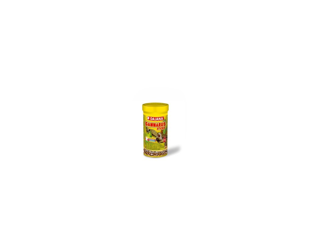 16934 dajana gammarus sticks gran 250 ml 0