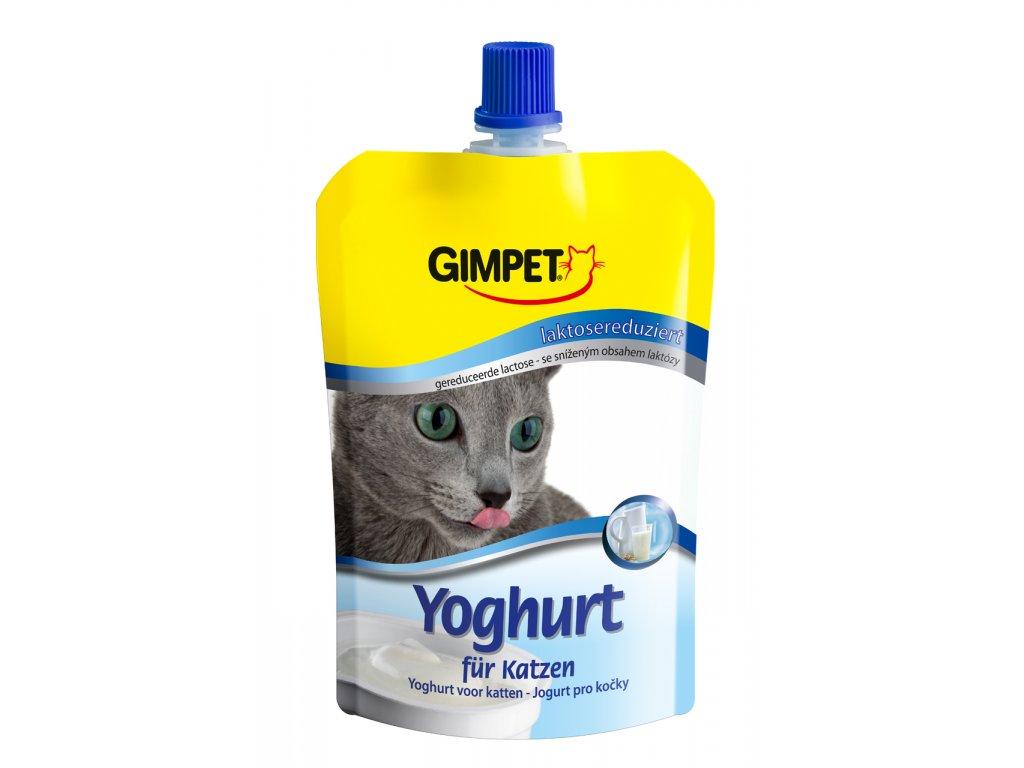 GIMPET Jogurt pro kocky 150g