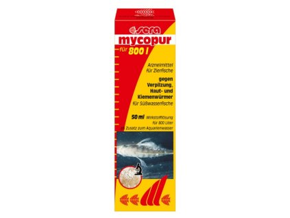 Sera - Mycopur            50ml