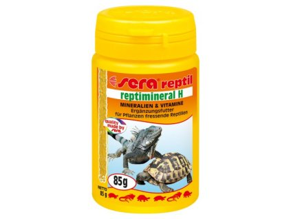 Sera - Reptimineral H 100ml