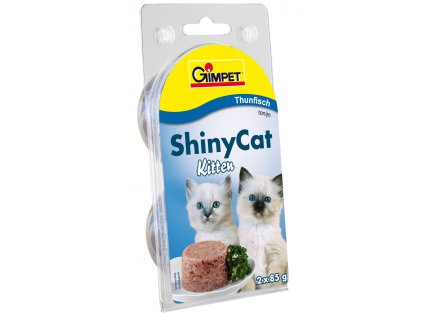 Konz.SHINY CAT junior tunak 2x70g