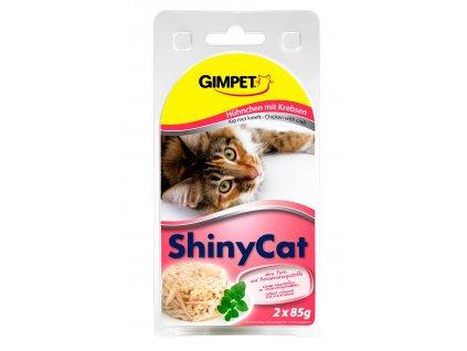 Konz.SHINY CAT kure+krab 2x70g
