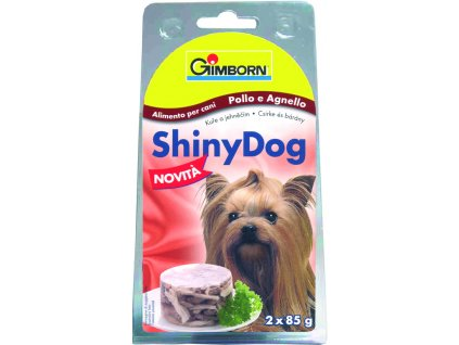 Konz.SHINY DOG kure+jehne 2x85g