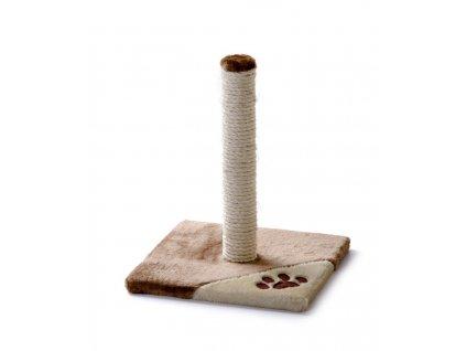 59715 1 jk animals skrabadlo pro kocky caty small 31 31 37 cm bezova hneda 1