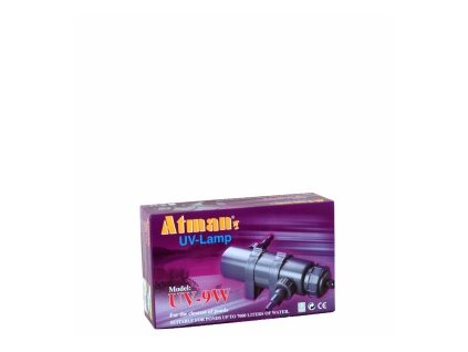 14021 jk animals uv lampa atman uv 9 w 0