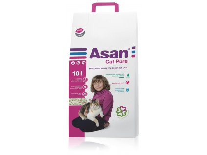 Podest.Asan Cat Pure 10l
