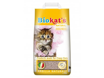 Podest.BIOKATS NATURAL Classic 5kg
