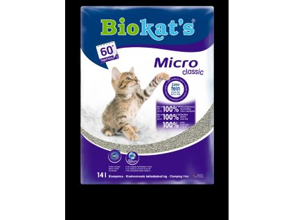Podest.BIOKATS MICRO CLASSIC 14l