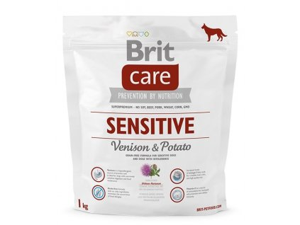 Brit Care Sensitive Venision & Potato 1kg