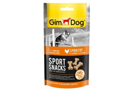 GIMDOG SportSnacks minikost kure 60g