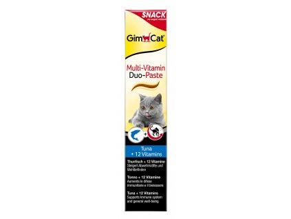 GIMCAT Duo pasta multivitamin+tunak 50g