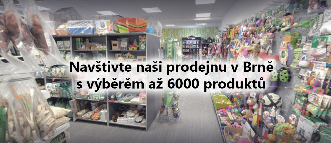 Navštivte naši prodejnu v Brně