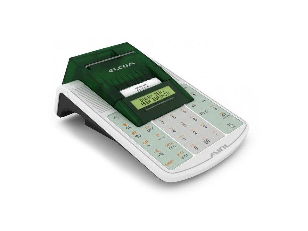 Tlačítková pokladna Elcom Euro-50TEi WiFi + 3G
