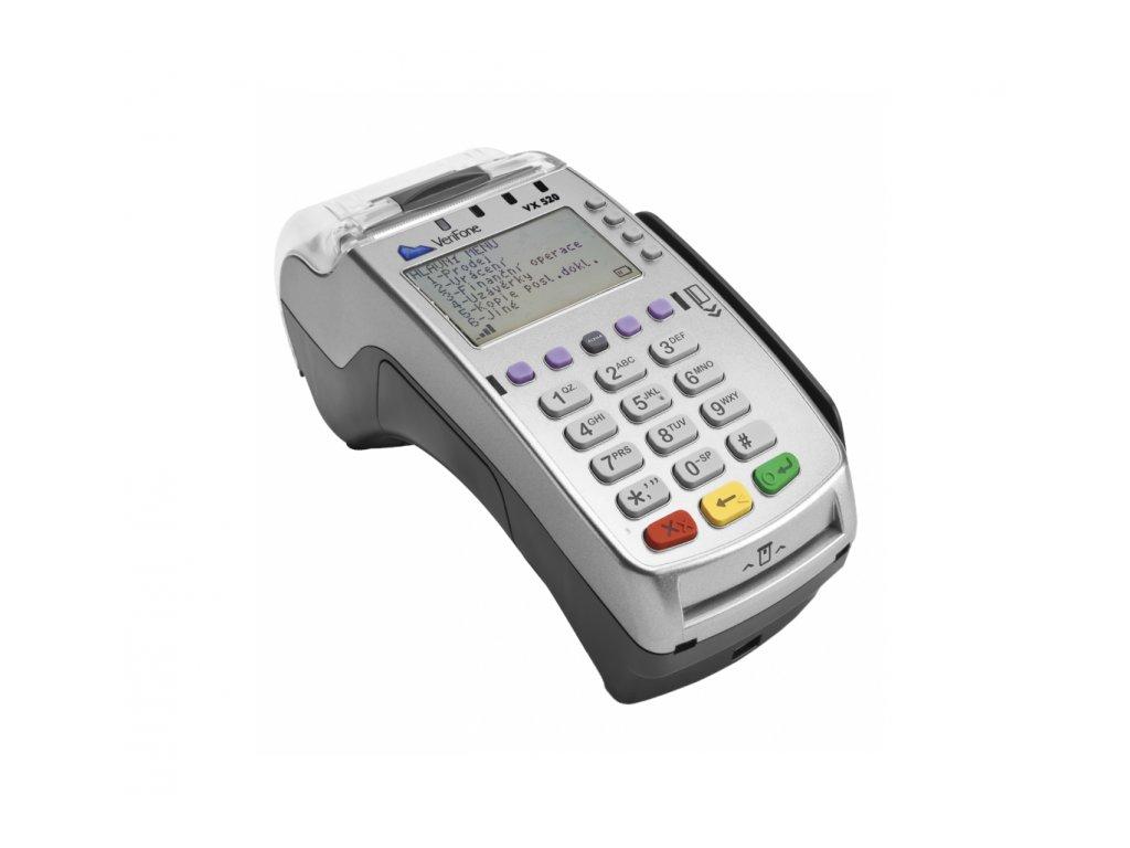 Platební terminál FiskalPRO VX520 GSM, s baterií
