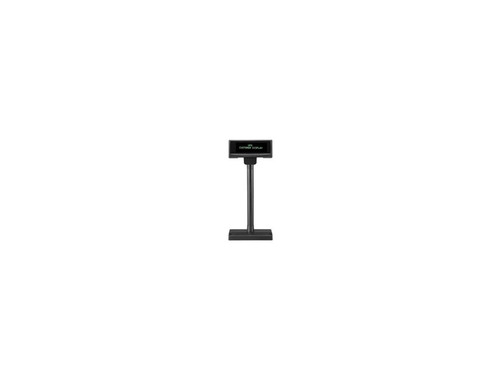 zakaznicky display fv 2029m 2x20 9mm cerny