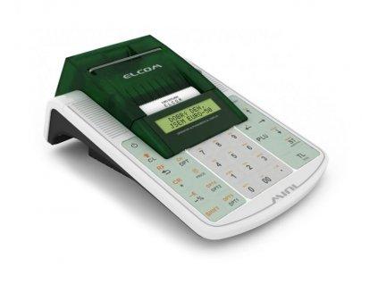 Tlačítková pokladna Elcom Euro-50TEi LAN