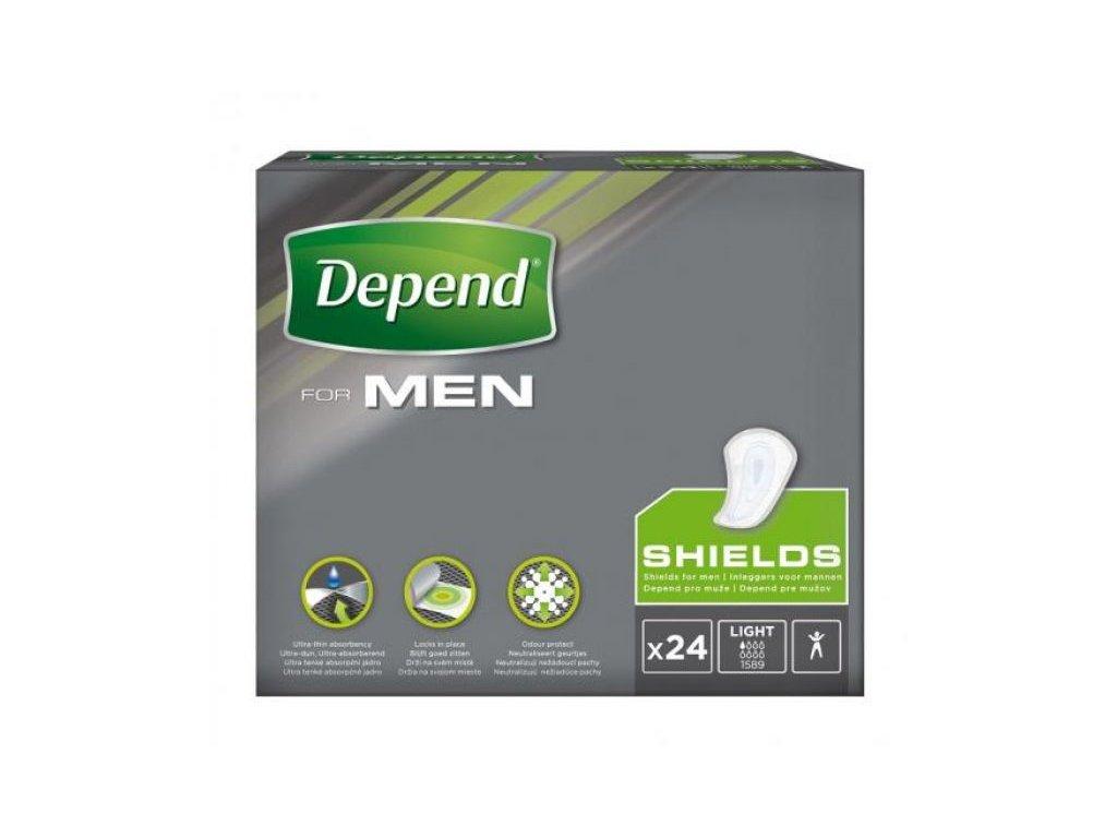 depend men