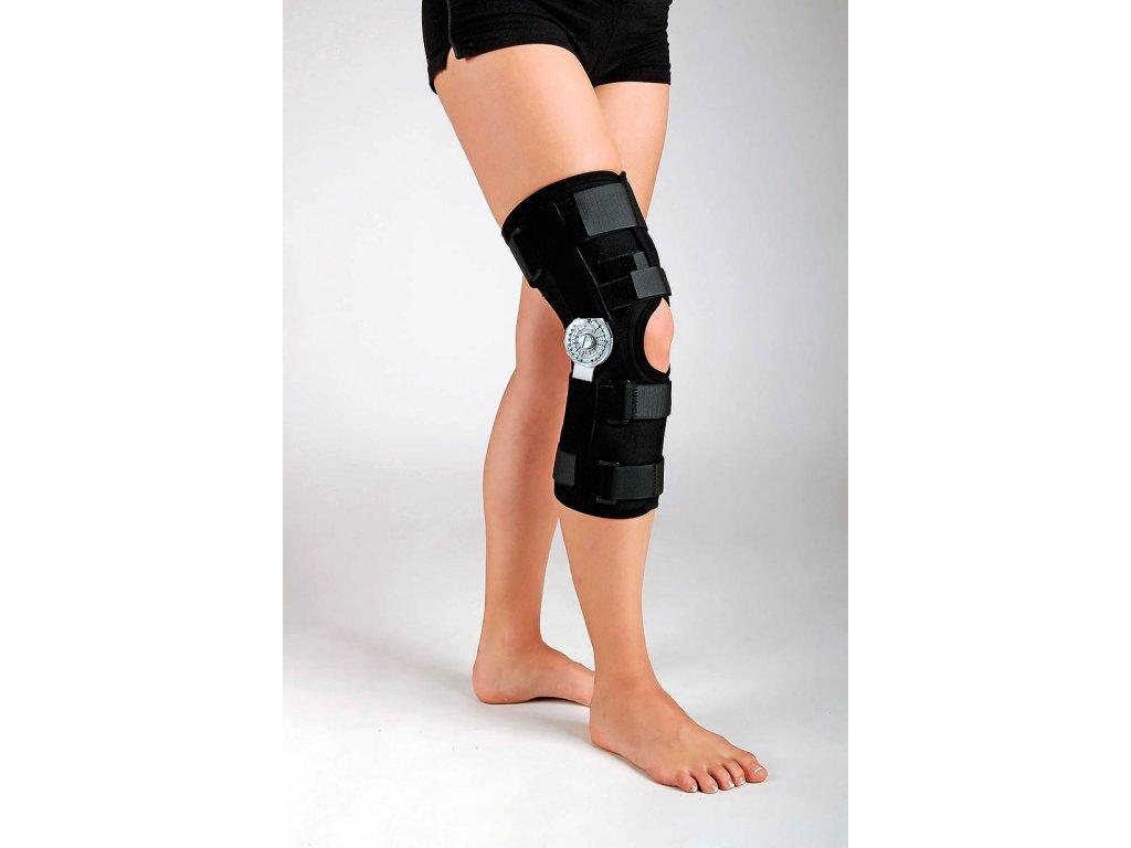 Ortéza kolenní krátká s limitací PAN 7.08