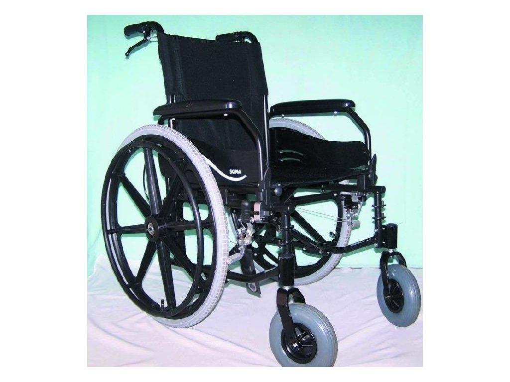 vozik bez podnozek