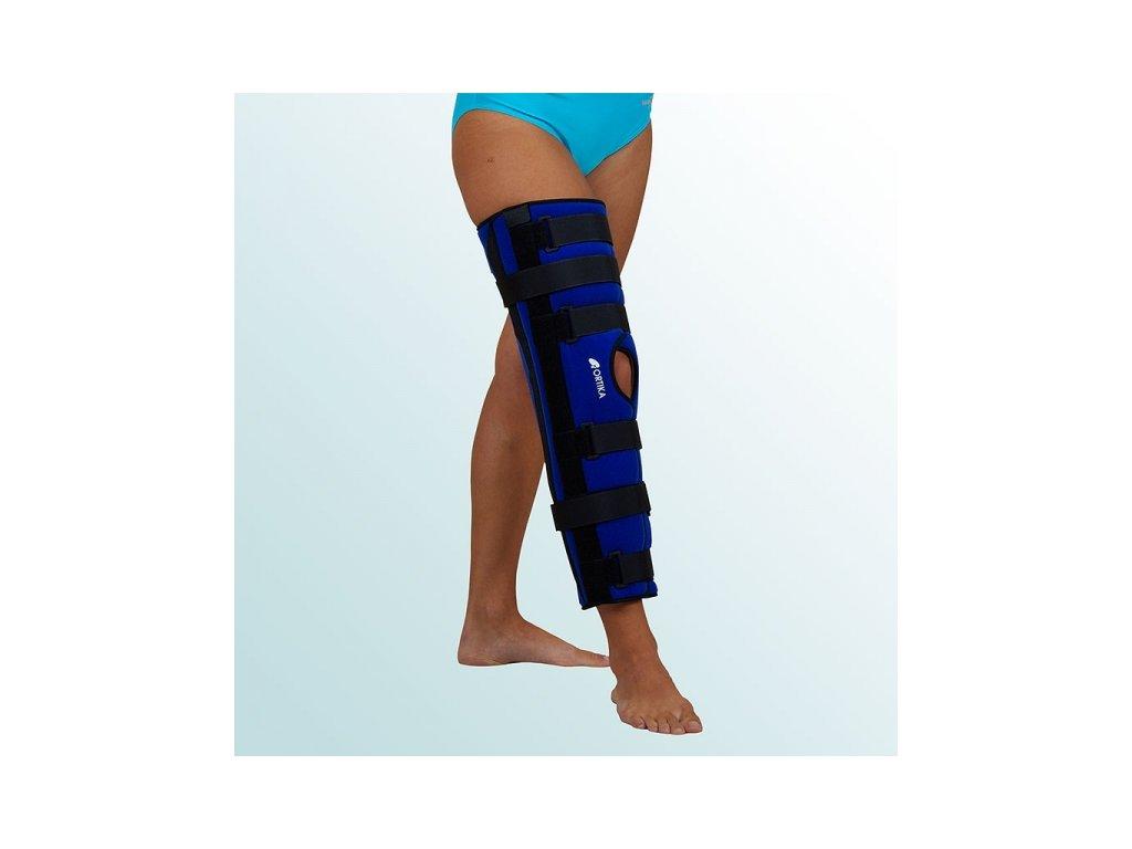 Ortéza kolenního kloubu pevná přímá OR3A