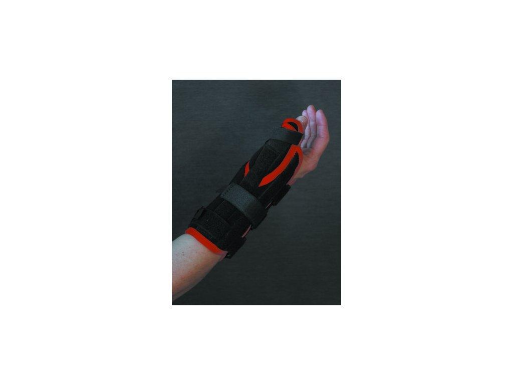Ortéza zápěstí s fixací palce