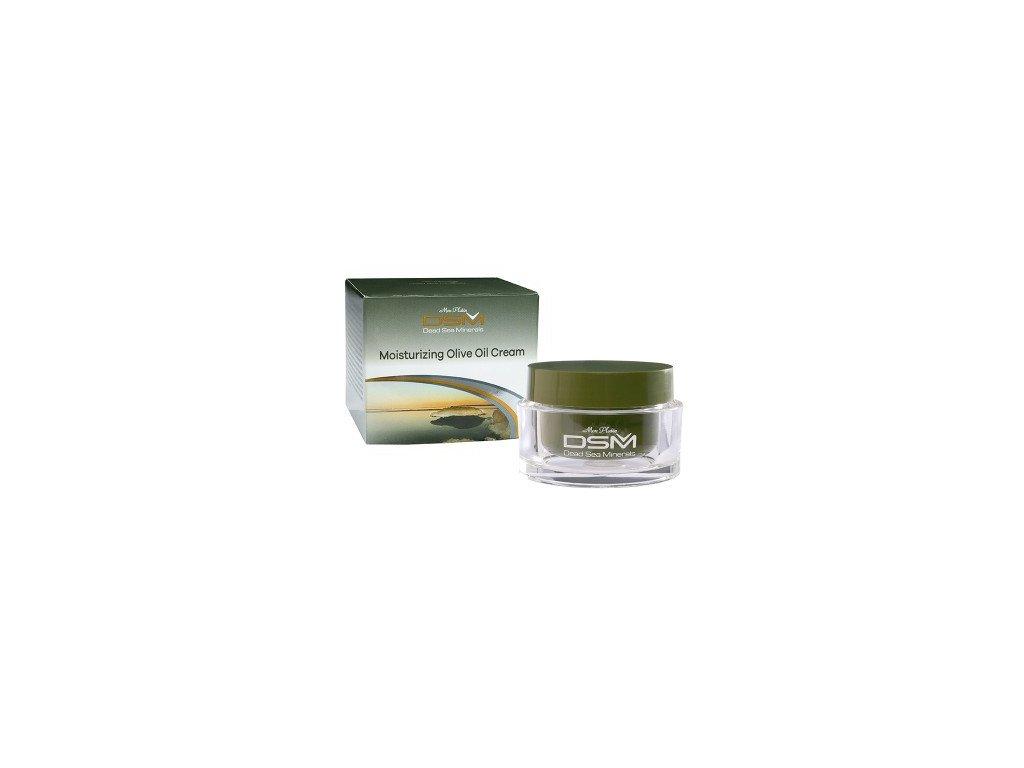 Hydratační krém s olivovým olejem 50ml