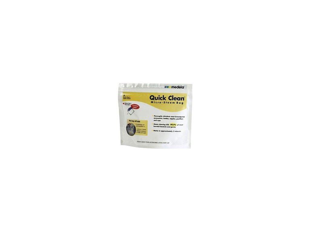 Quick Clean – sterilizační sáčky do mikrovlnné trouby