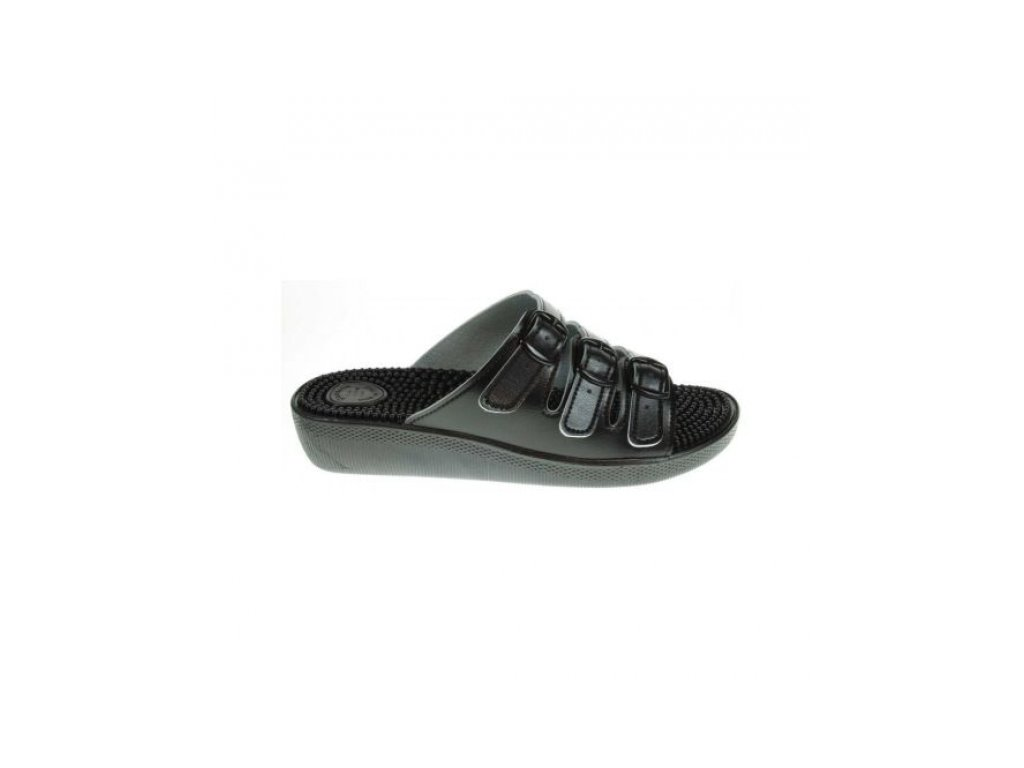 Dámská masážní třípásková obuv