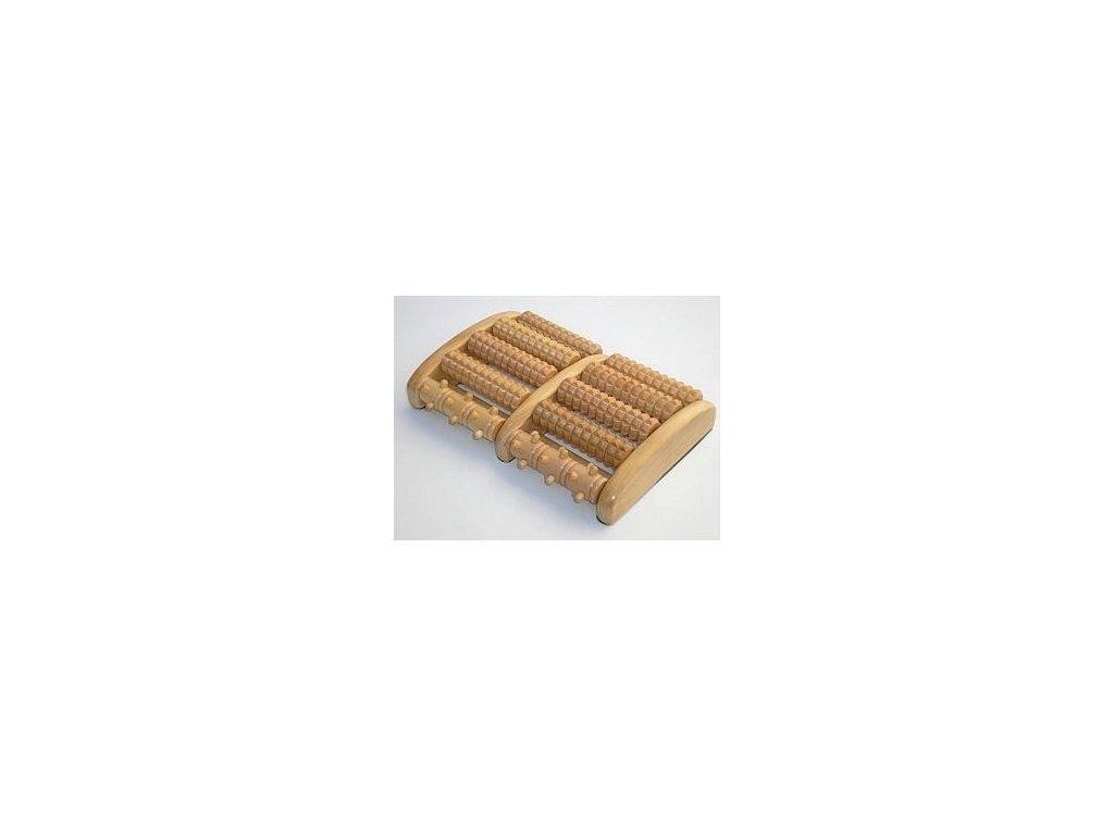 Masážní přístroj Zonar dřevo