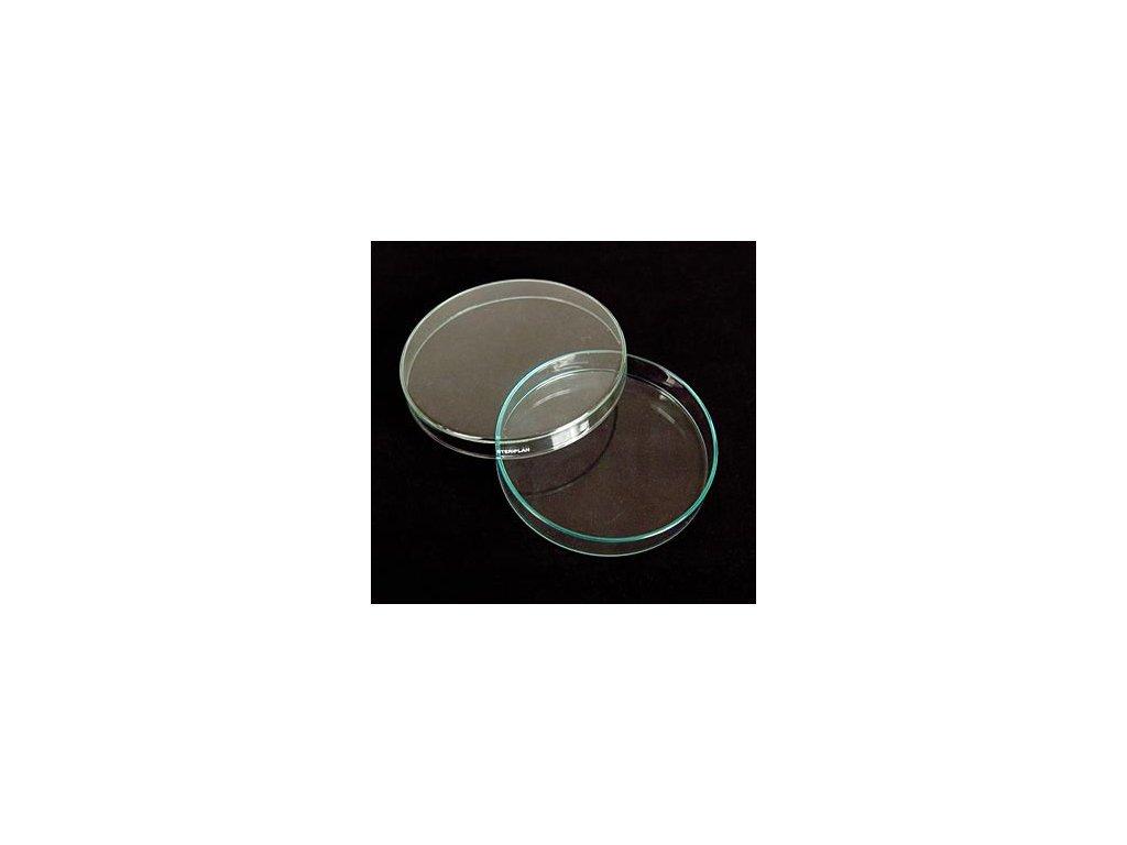Petriho miska průměr 12cm, výška 2cm