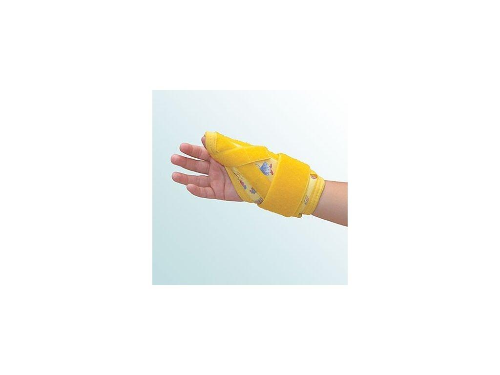 Ortéza palce s dvěma dlahami OR10A/I
