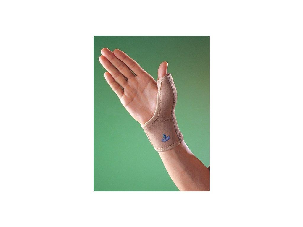 Ortéza palce s kovovou dlahou 1089