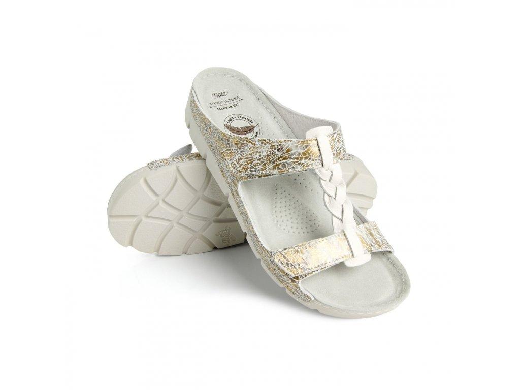 batz bori stone damske zdravotni pantofle