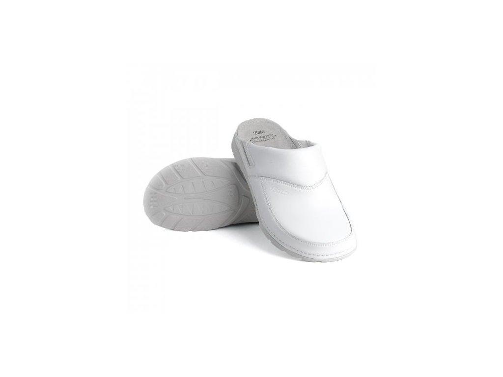 batz peter white panske zdravotni pantofle