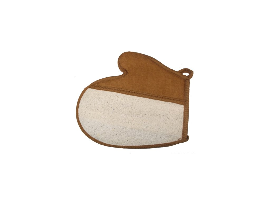 MAGNUM/155-mycí masážní rukavice