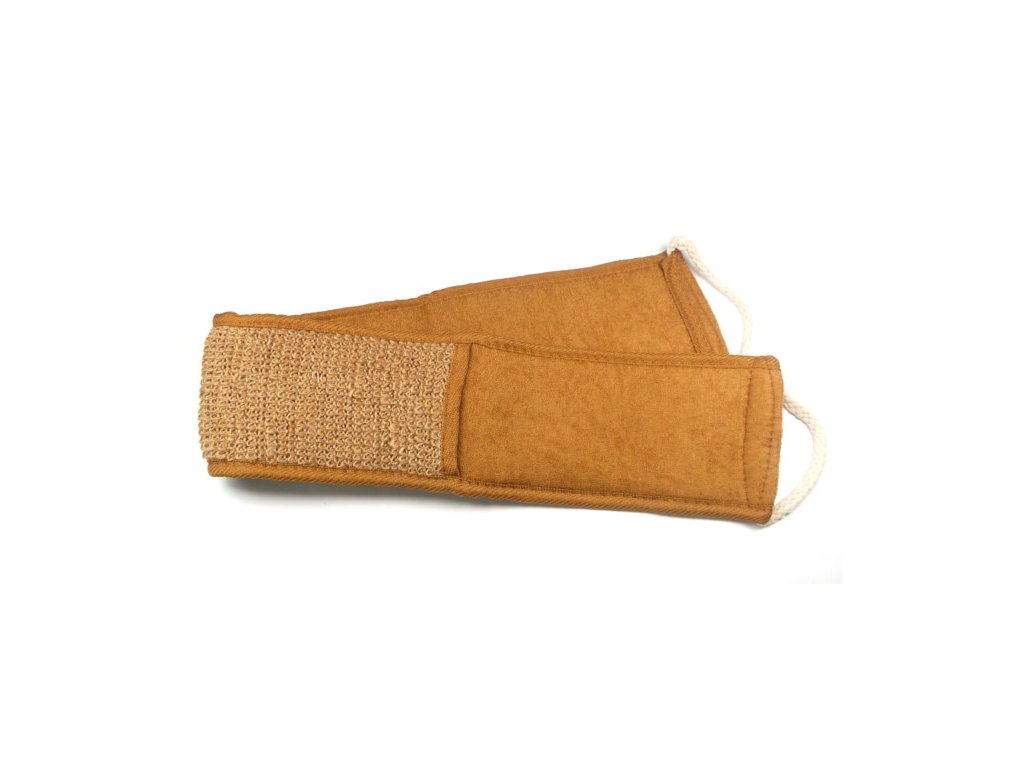 MAGNUM/174-mycí a masážní pás sisal do koupelny
