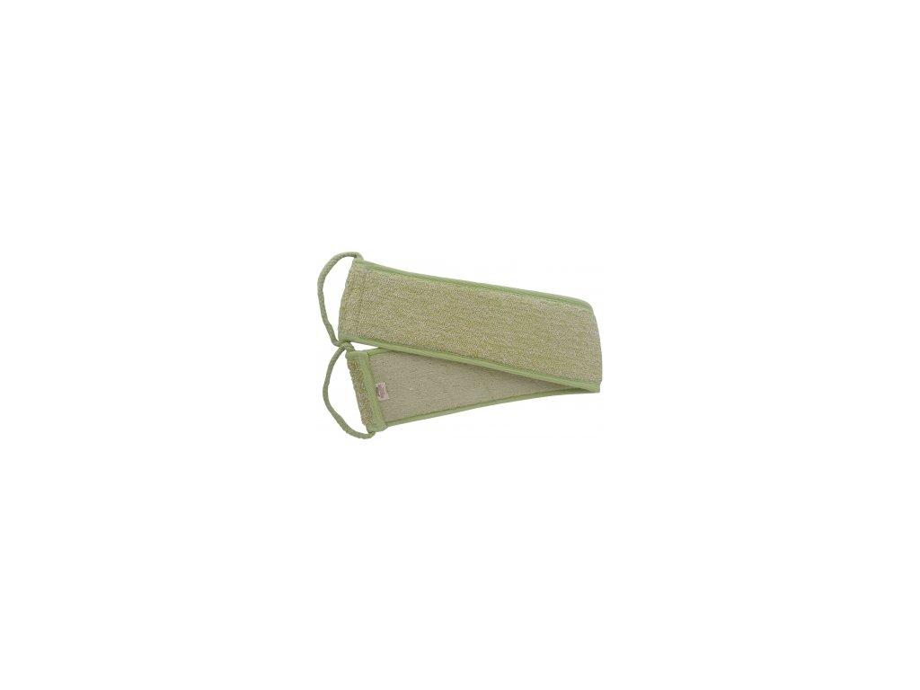 MAGNUM/196 pás masážní  z bambusového textilu