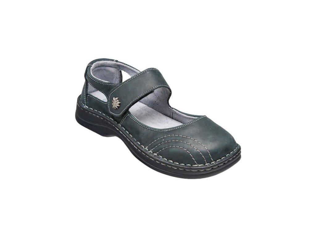 damska obuv n 224 8 60 cerna 14325529