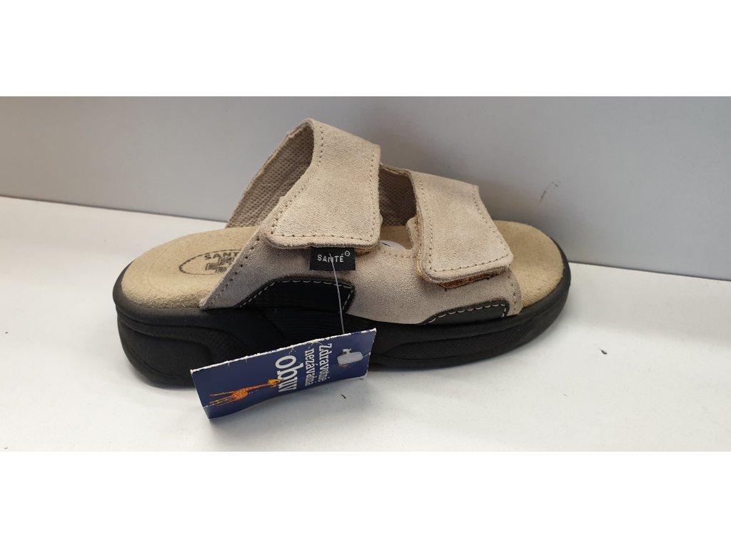 santé 517/102 pantofle  dětské