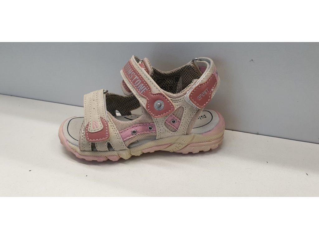 SANTÉ RN/ 12dětský sandál vel.27