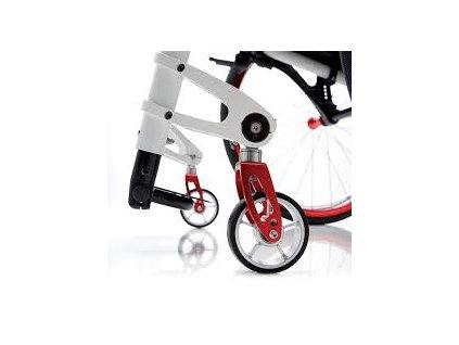 vidlice predniho kola invalidniho voziku